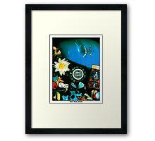 Astrology Series: Pisces Framed Print