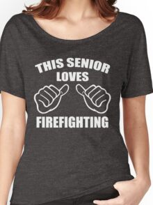 FIREFIGHTING Women's Relaxed Fit T-Shirt