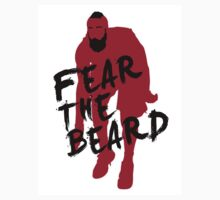 James Harden - Fear the Beard by zaknorris5
