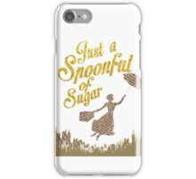 Spoonful of sugar iPhone Case/Skin