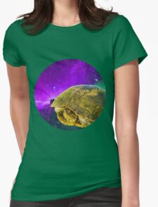 Far Out Womens Fitted T-Shirt
