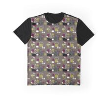 Retro 50s abstract Graphic T-Shirt