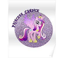 PrincessCandiceGlitter  Poster