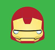 Iron Man by BeBeaman