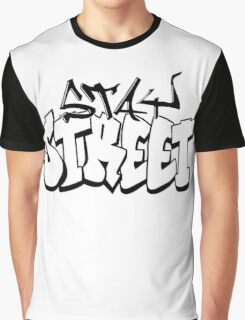 Stay Street Graphic T-Shirt
