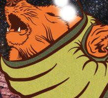 SPACE WOLF Sticker