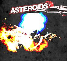 Asteroids by Samual Ingraham