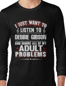 adult problems Long Sleeve T-Shirt