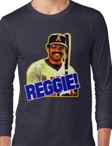 Reggie!  Long Sleeve T-Shirt