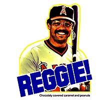 Reggie!  Photographic Print