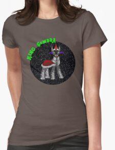 KingSombraGlitter Womens Fitted T-Shirt