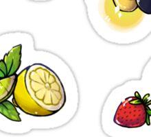 Summer Treats Sticker