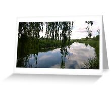 Willow River Greeting Card