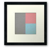 Sweet Concrete  Framed Print