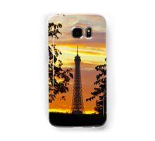 eiffel Samsung Galaxy Case/Skin