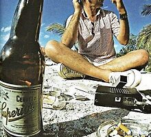 Hunter S. Thompson by FrenchBanana
