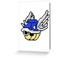 Blue Shell Greeting Card