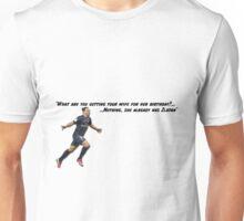Zlatan Ibrahimovic - Amazing Quote Unisex T-Shirt