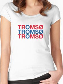 TROMSO Women's Fitted Scoop T-Shirt