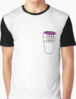 TRAP LORD Graphic T-Shirt