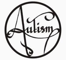 Autism is simply beautiful Kids Tee