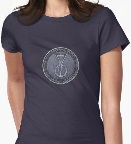 Descent Agenda: Saboteurs Womens Fitted T-Shirt