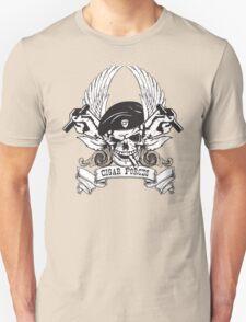 Cigar Forces T-Shirt T-Shirt
