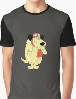 Muttley Muttley Graphic T-Shirt