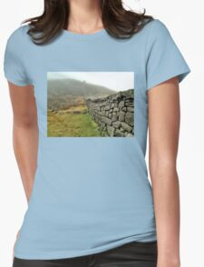 Hare's Gap, Mourne Mountains, Northern Ireland Womens Fitted T-Shirt