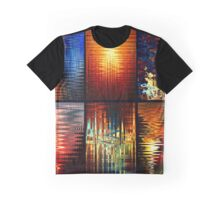 Windows of Colour Graphic T-Shirt