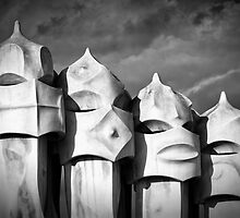 Gaudi's Guardians by Michael Carter