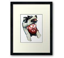 Bronsolino Framed Print