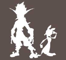 Jak and Daxter: The Precursor Legacy Silhouette 2 by DaxterMaster