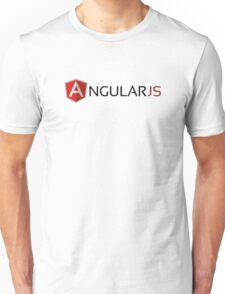 ANGULAR JS FRAMEWORK PROGRAMMING LANGUAGE Unisex T-Shirt