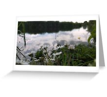 river in norfolk Greeting Card