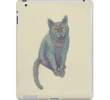 PolyCat iPad Case/Skin