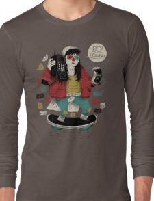80's  power! Long Sleeve T-Shirt