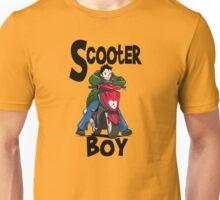 Scooter Boy Unisex T-Shirt