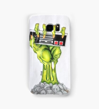 Zombie Gamer Samsung Galaxy Case/Skin