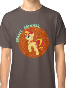 SunsetShimmerGlitter Classic T-Shirt