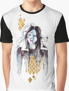 The Ghost of you Graphic T-Shirt