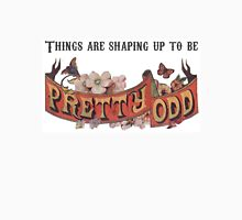 Panic! At the disco Pretty odd album cover quote  Classic T-Shirt