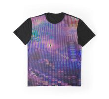 Push Button Universe Generative Algorithmic Art Graphic T-Shirt