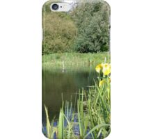 Lake midday norwich iPhone Case/Skin