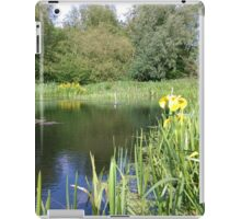 Lake midday norwich iPad Case/Skin