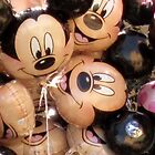 Disney Balloons by AJDreams