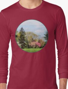 Spring Landscape Long Sleeve T-Shirt