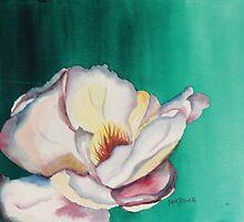 Springtime Magnolia by artbymarsha