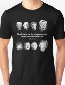 Arc of History 2016 Unisex T-Shirt