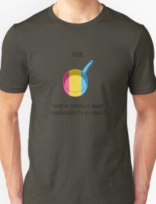Pansexual Sarcasm T-Shirt